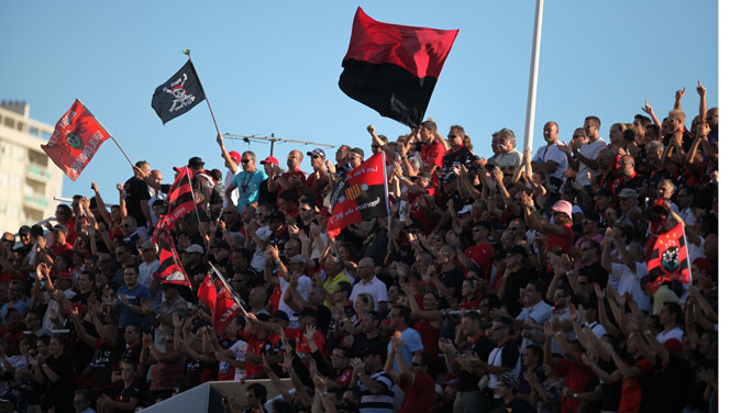 Tribunes Toulon