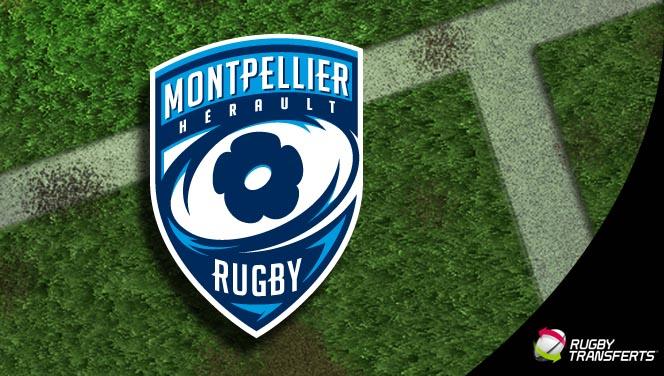 Transfert rugby MHR Montpellier
