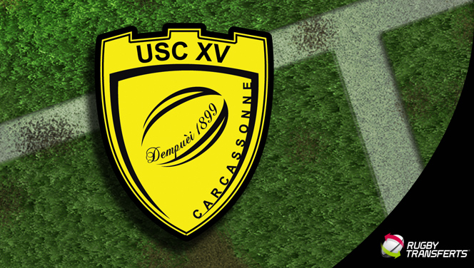 Transferts rugby Carcassonne