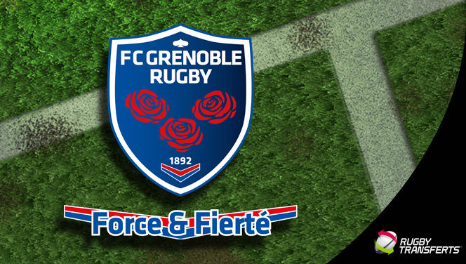Transferts rugby FCG Grenoble