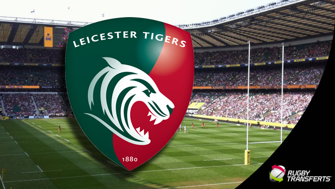 Transfert Leicester Tigers