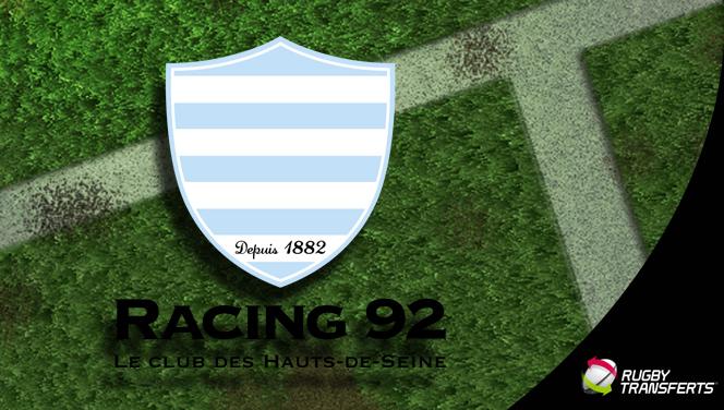 Transferts Racing 92