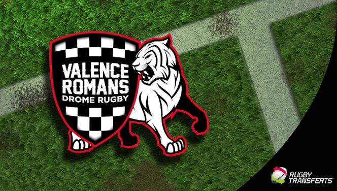 Transferts Valence Romans Drome Rugby